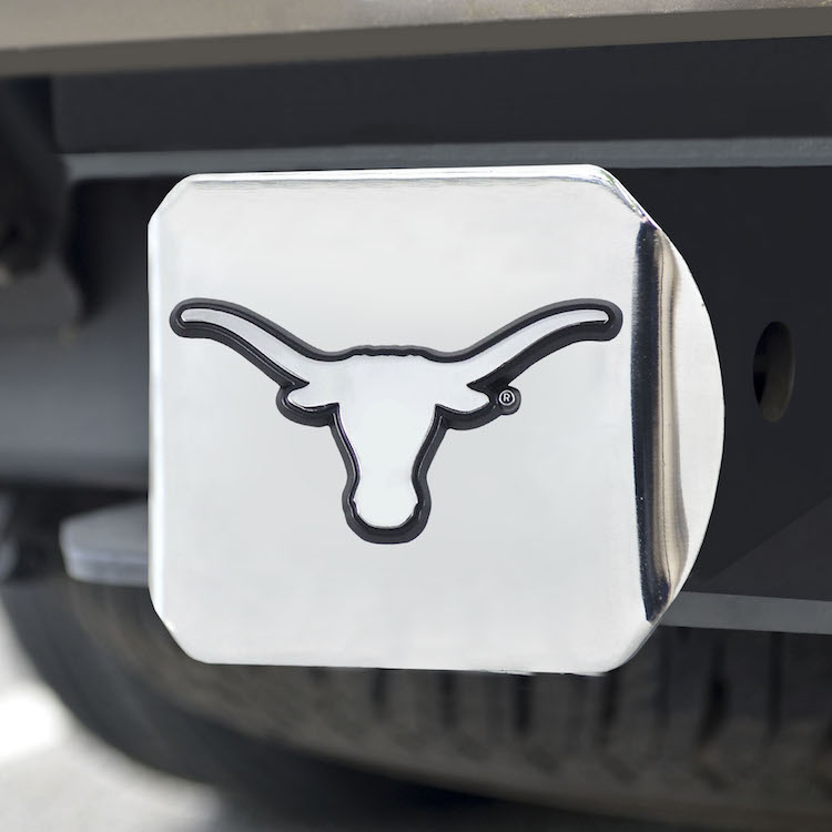 Texas Longhorns Trailer Hitch Cover