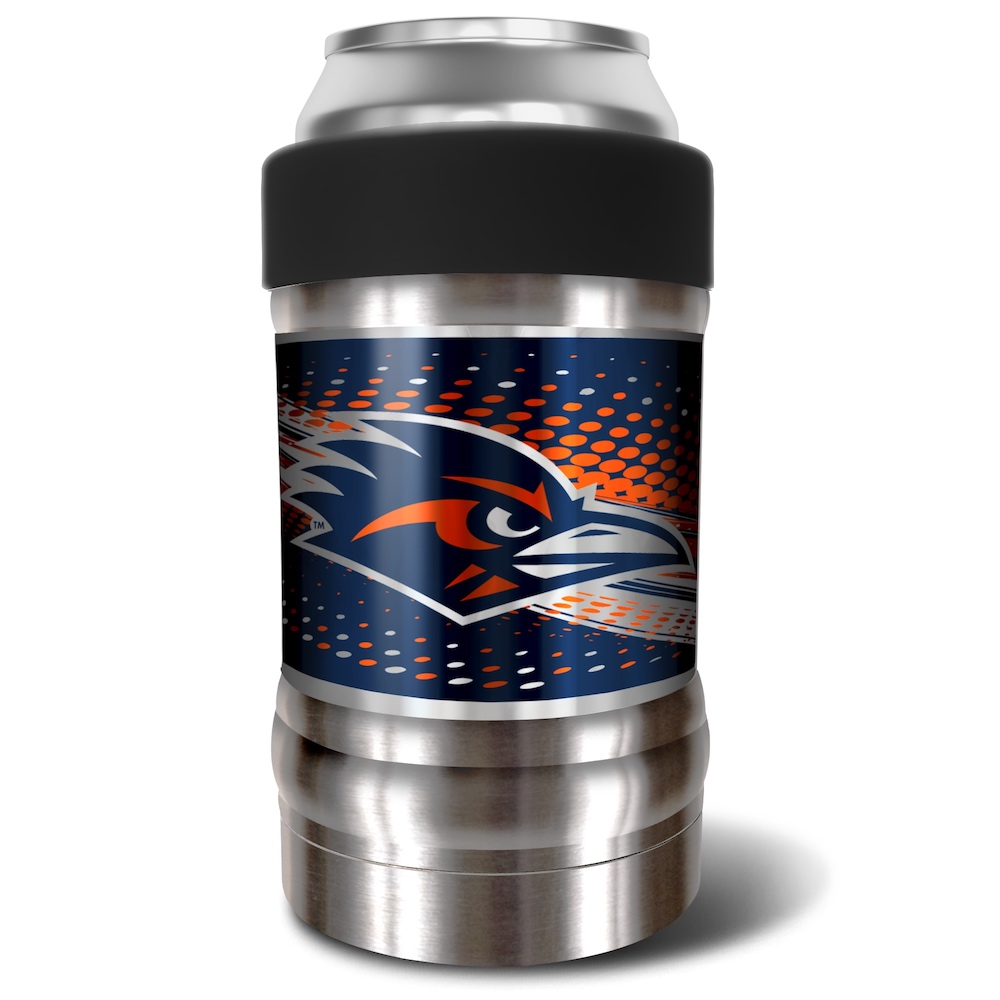 Texas San Antonio Road Runners LOCKER NCAA Insulated Can and Bottle Holder