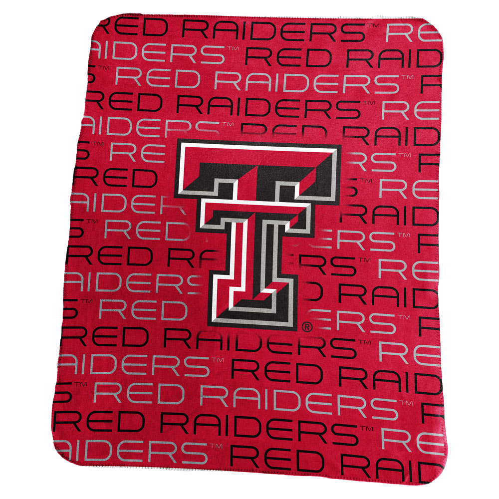 Texas Tech Red Raiders Classic Fleece Blanket
