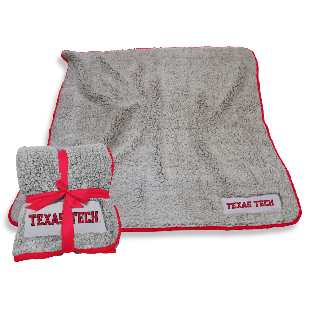 Texas Tech Red Raiders Frosty Throw Blanket