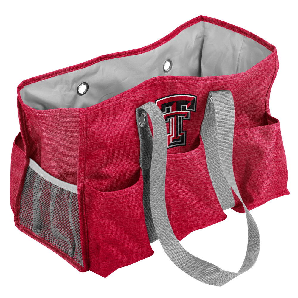 Texas Tech Red Raiders Crosshatch Junior Picnic Caddy