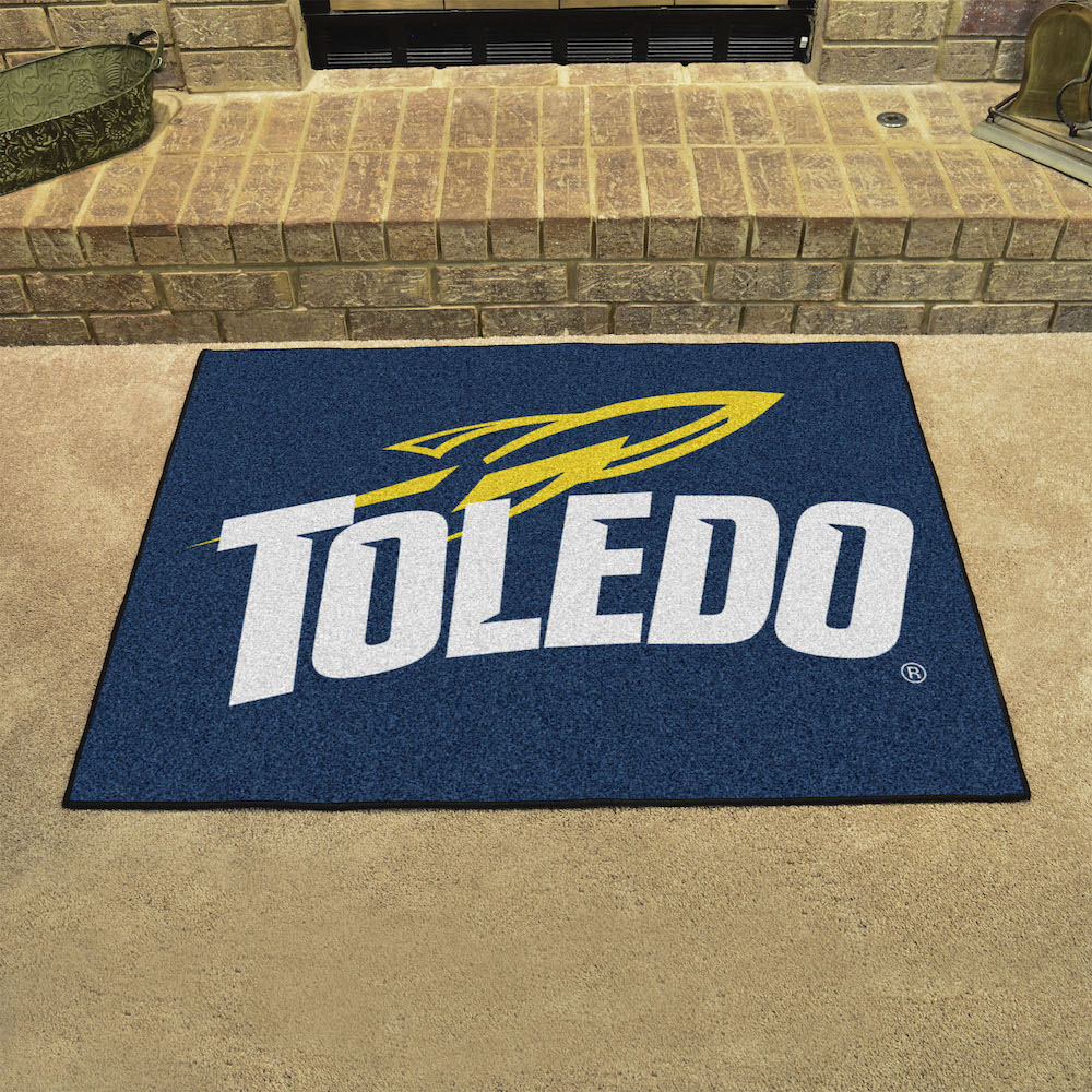 Toledo Rockets ALL STAR 34 x 45 Floor Mat