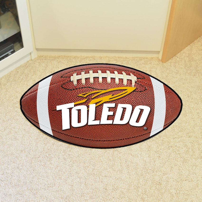 Toledo Rockets 22 x 35 FOOTBALL Mat
