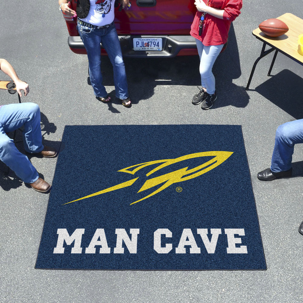 Toledo Rockets MAN CAVE TAILGATER 60 x 72 Rug