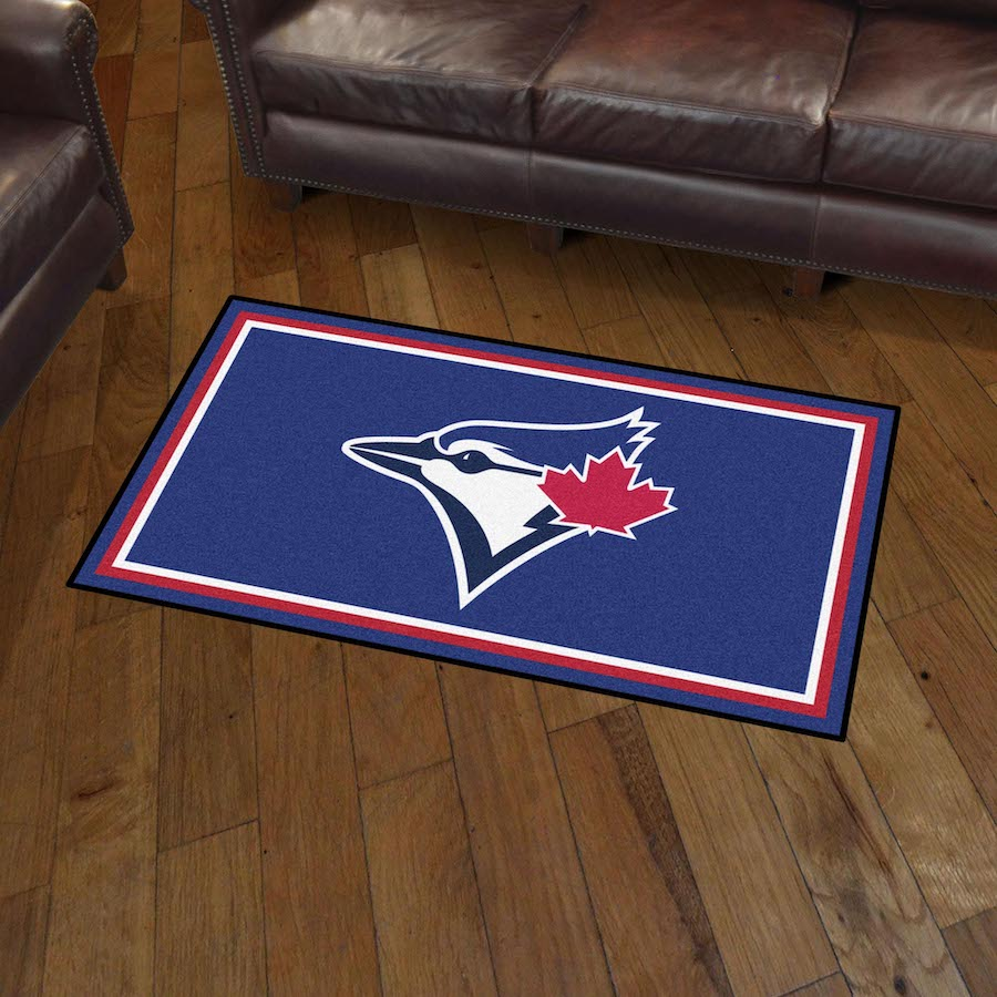 Toronto Blue Jays 3x5 Area Rug