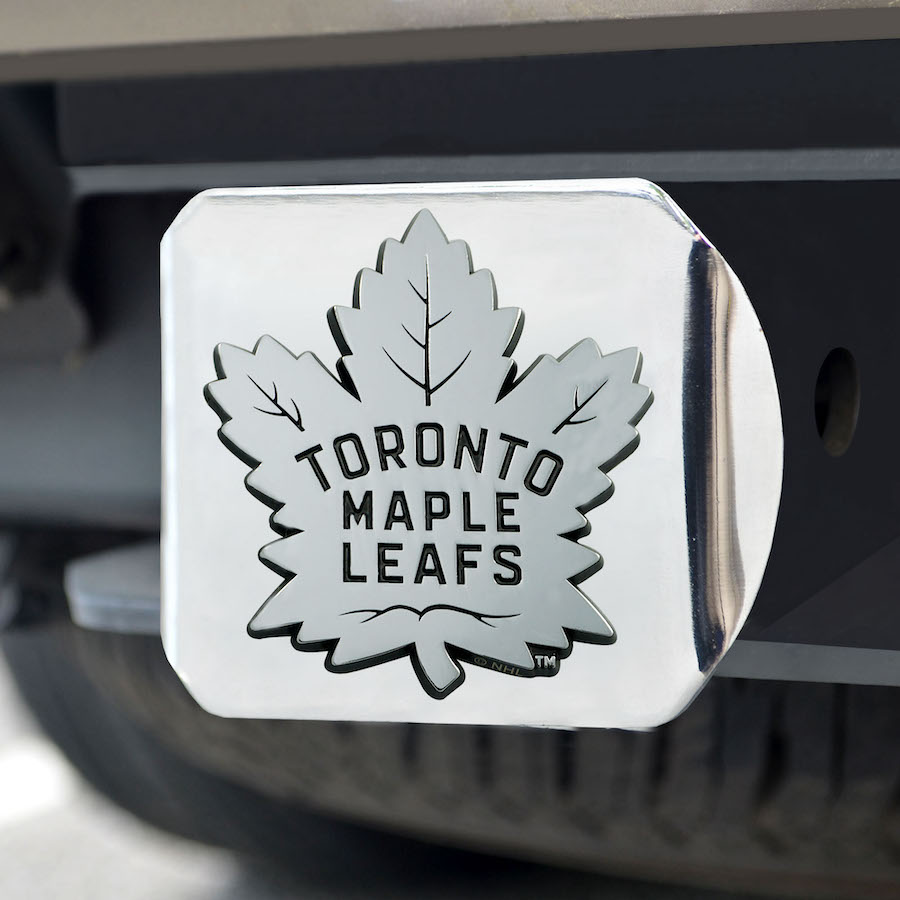 Toronto Maple Leafs Trailer Hitch Cover