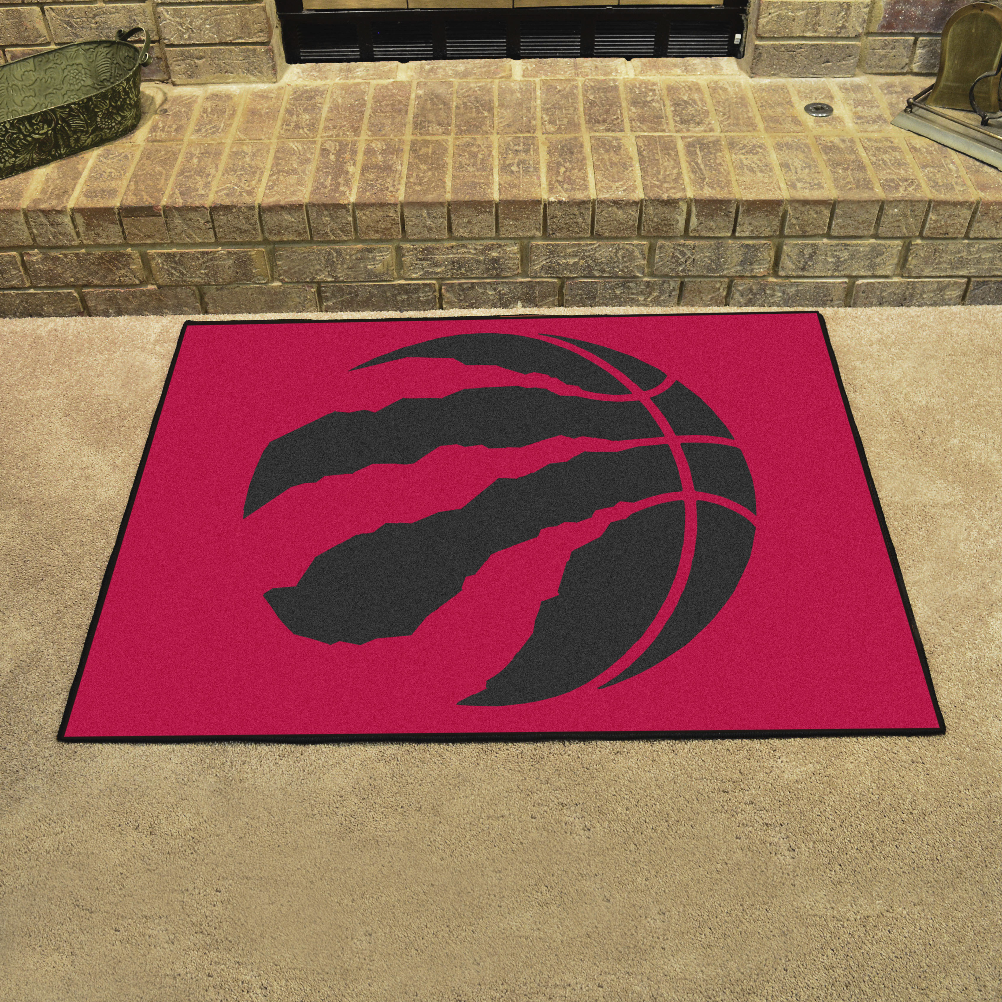 Toronto Raptors ALL STAR 34 x 45 Floor Mat
