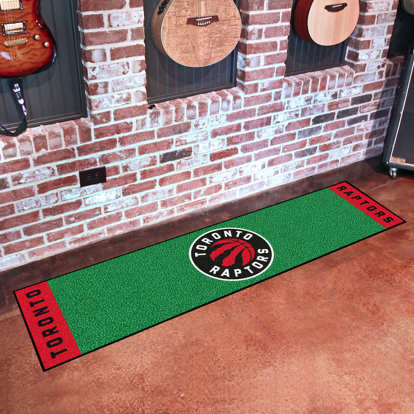 Toronto Raptors Putting Green Mat 18 x 72