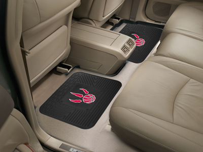 Toronto Raptors Small Utility Mat (Set of 2)