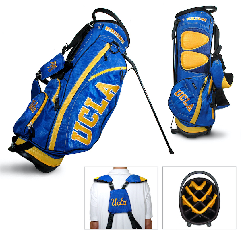 UCLA Bruins Fairway Carry Stand Golf Bag