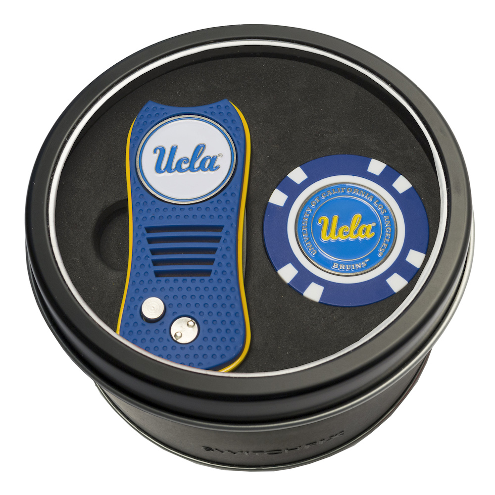 UCLA Bruins Switchblade Divot Tool and Golf Chip Gift Pack