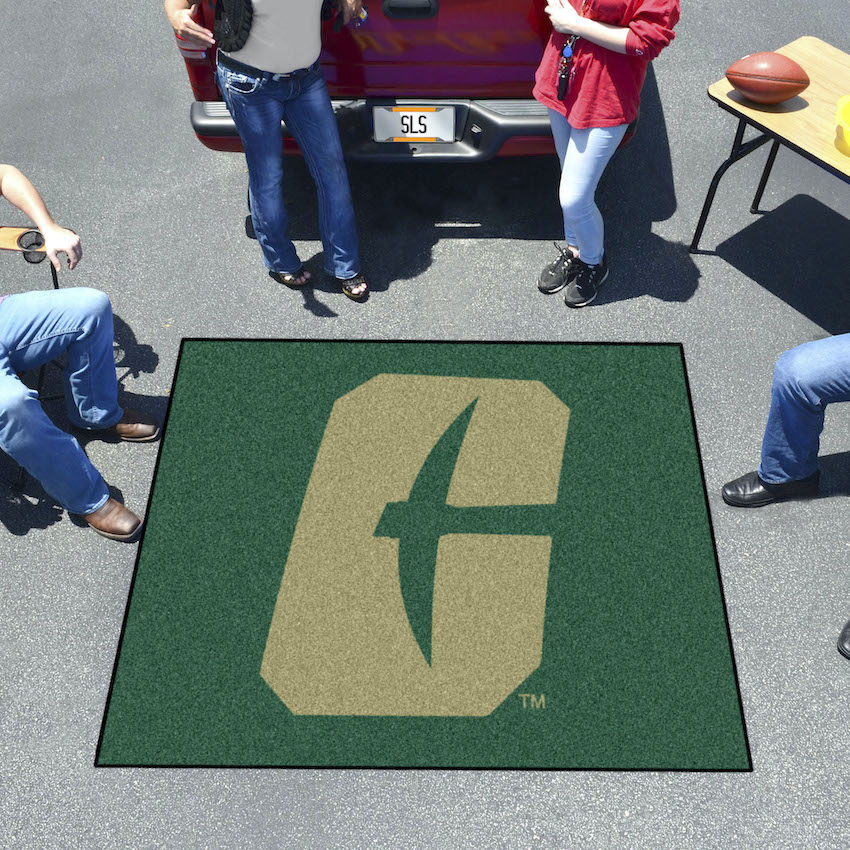 UNC Charlotte 49ers TAILGATER 60 x 72 Rug
