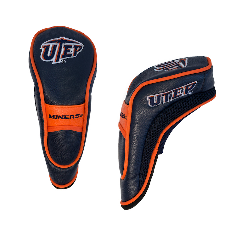 UTEP Miners Hybrid Head Cover