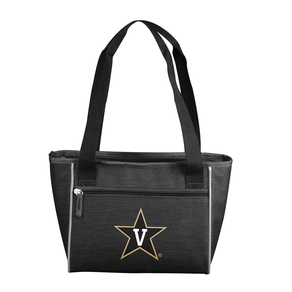 Vanderbilt Commodores Crosshatch 16 Can Cooler Tote