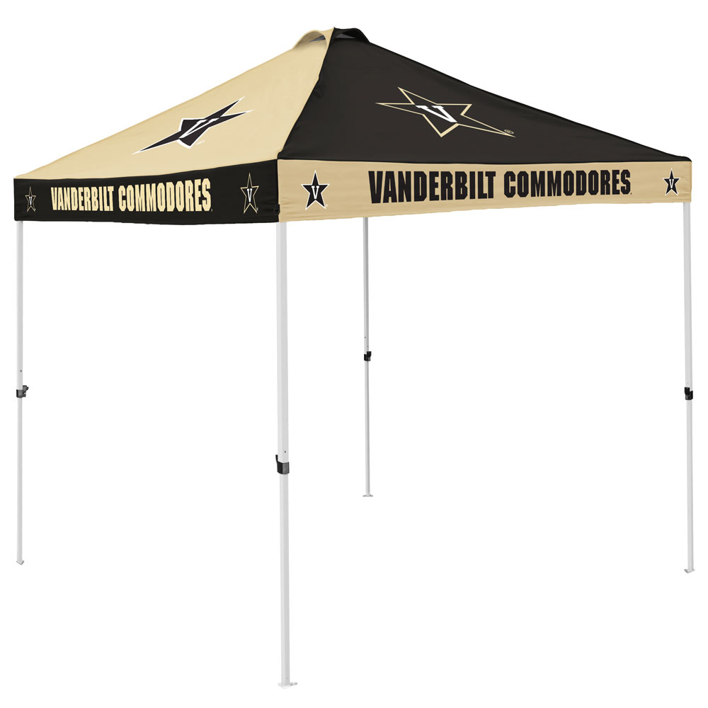 Vanderbilt Commodores Checkerboard Tailgate Canopy