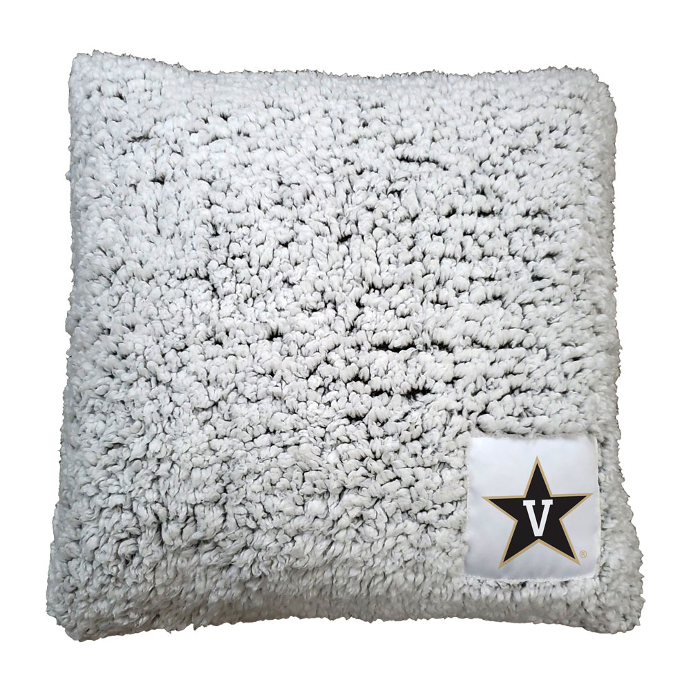 Vanderbilt Commodores Frosty Throw Pillow