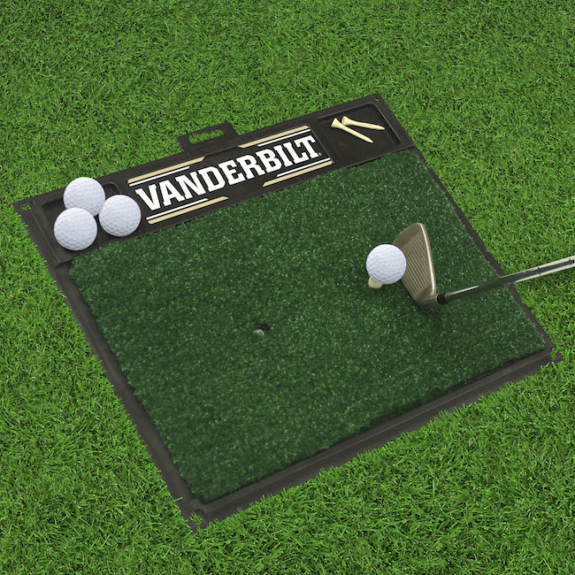 Vanderbilt Commodores Golf Hitting Mat