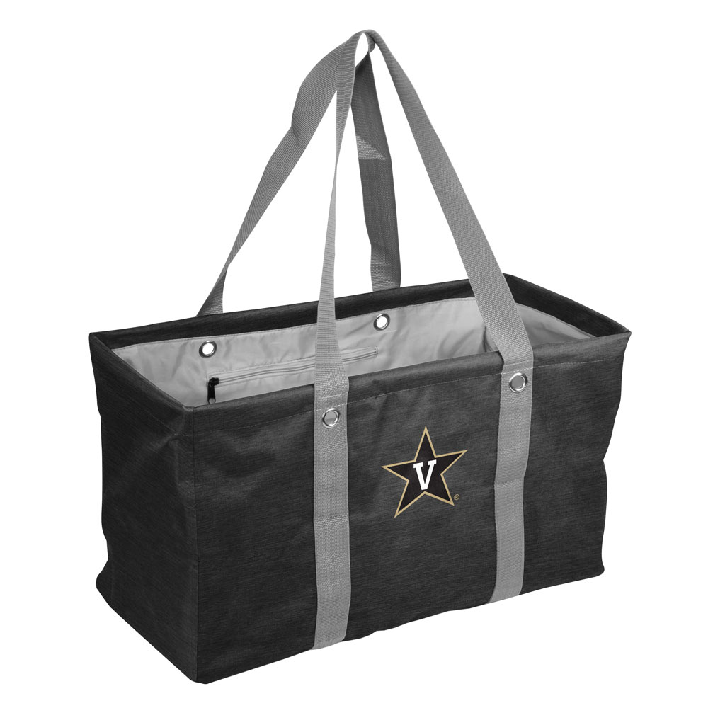 Vanderbilt Commodores Crosshatch Picnic Caddy