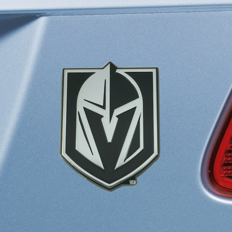 Vegas Golden Knights Metal Auto Emblem