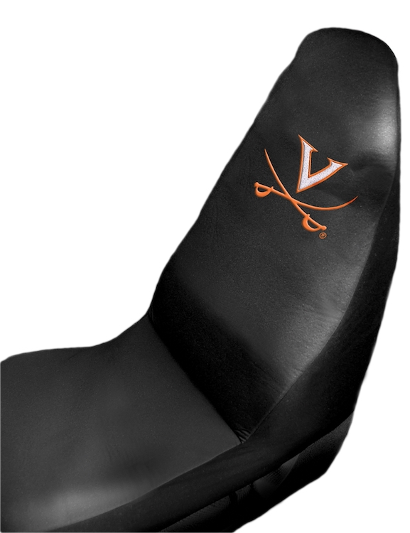 Virginia Cavaliers Car Seat Cover