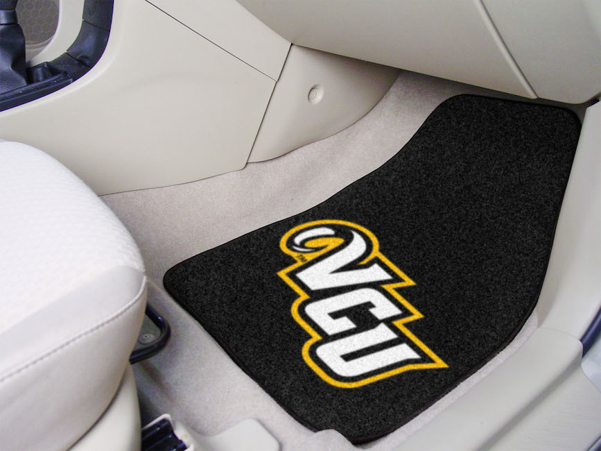 Virginia Commonwealth Rams Carpeted Car Floor Mats Buy
