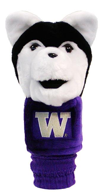 Washington Huskies Mascot Headcover - Buy at KHC Sports