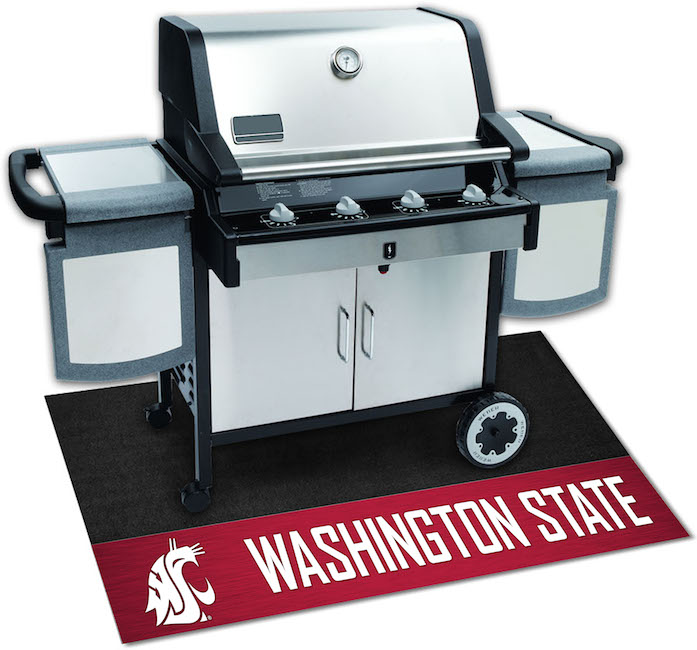 Washington State Cougars NCAA Grill Mat