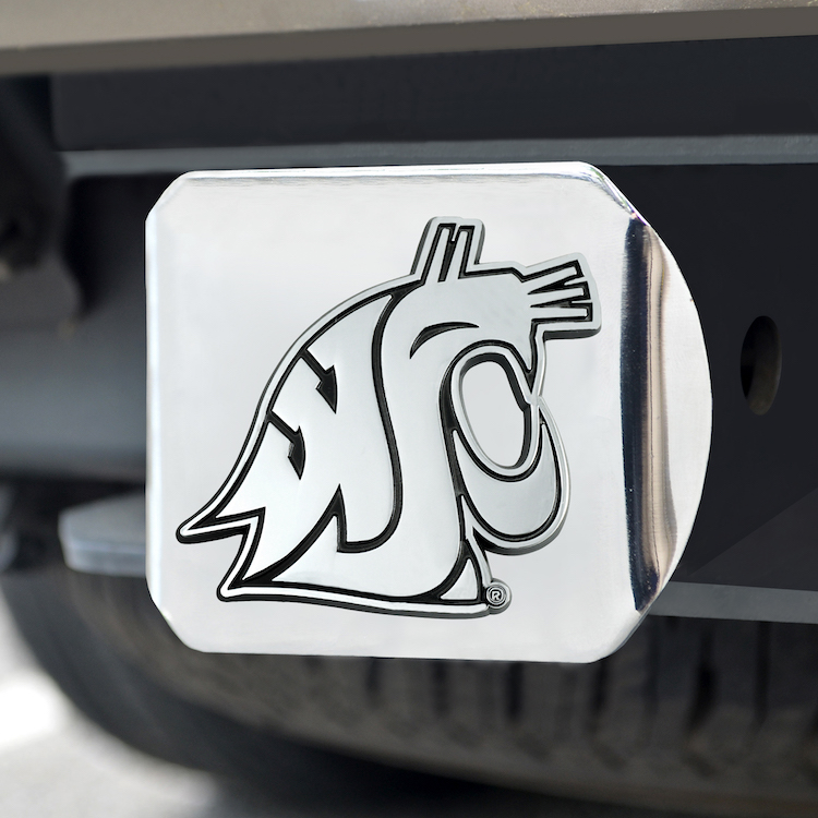 Washington State Cougars Trailer Hitch Cover