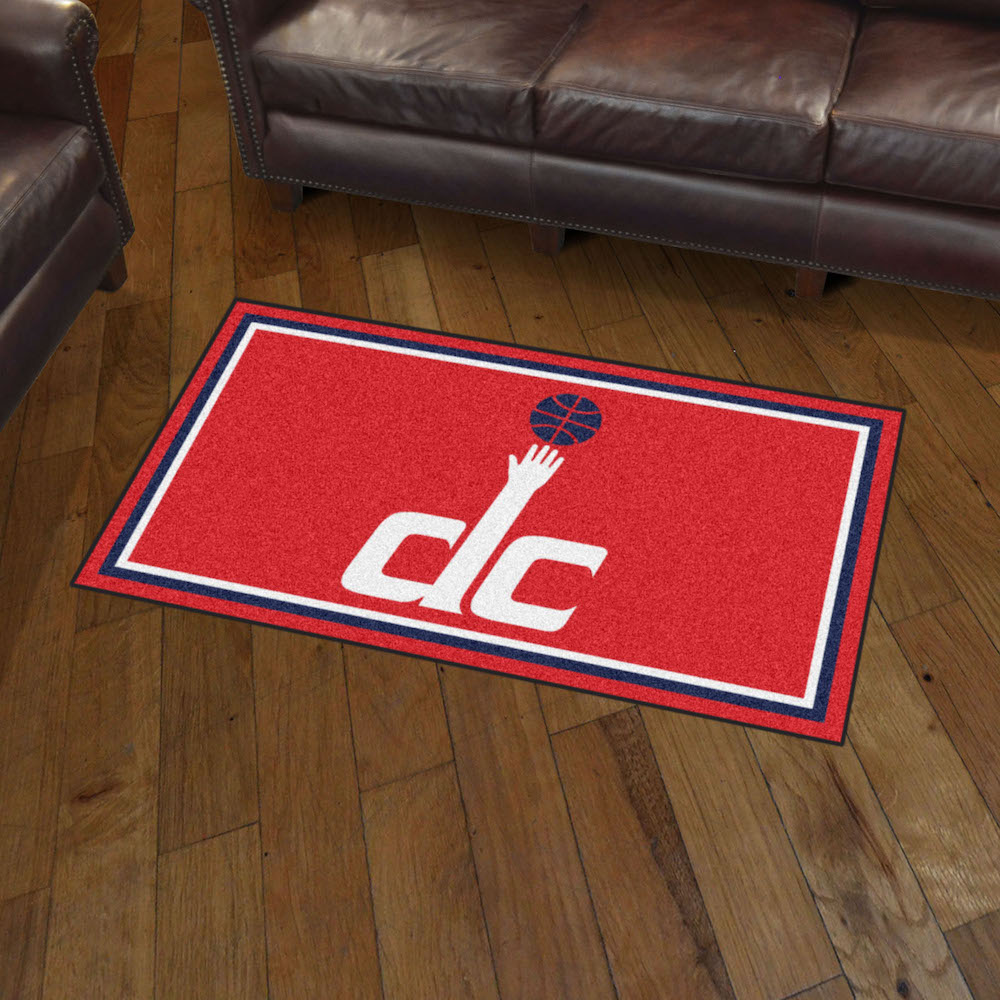 Washington Wizards 3x5 Area Rug