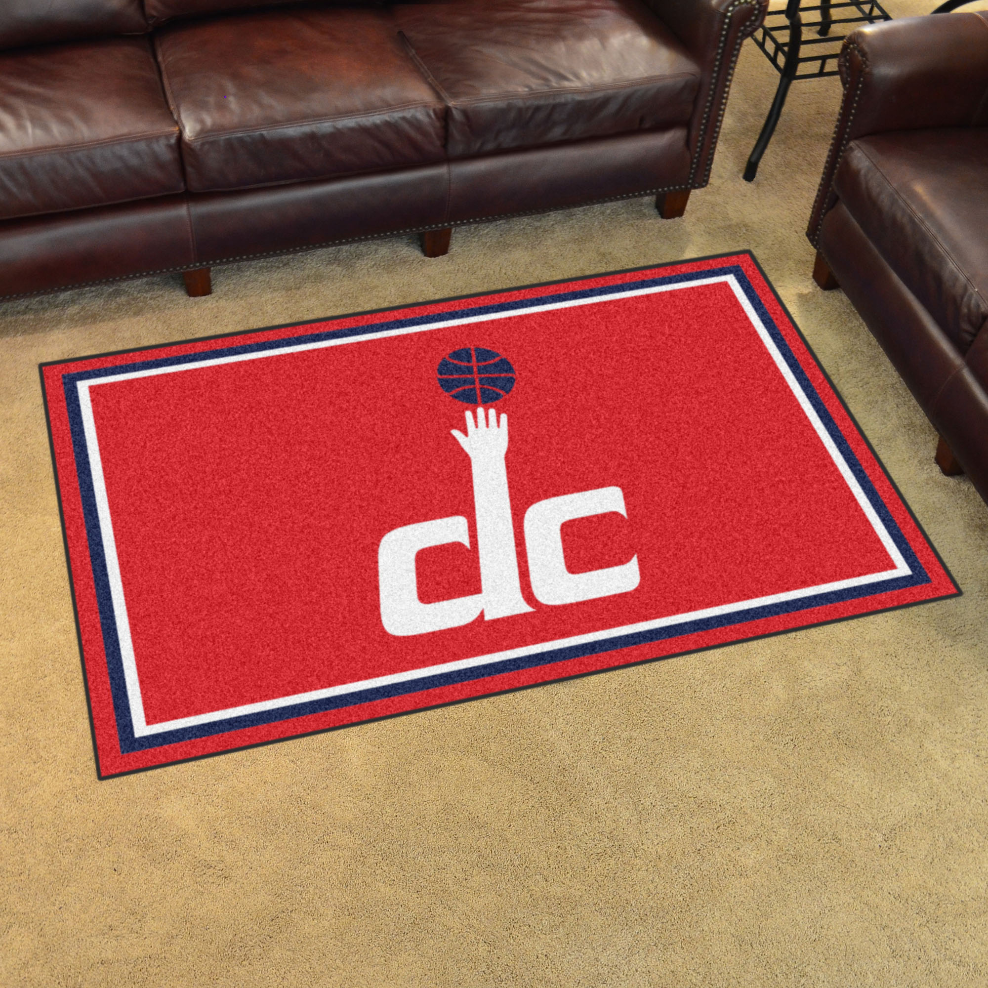 Washington Wizards 4x6 Area Rug