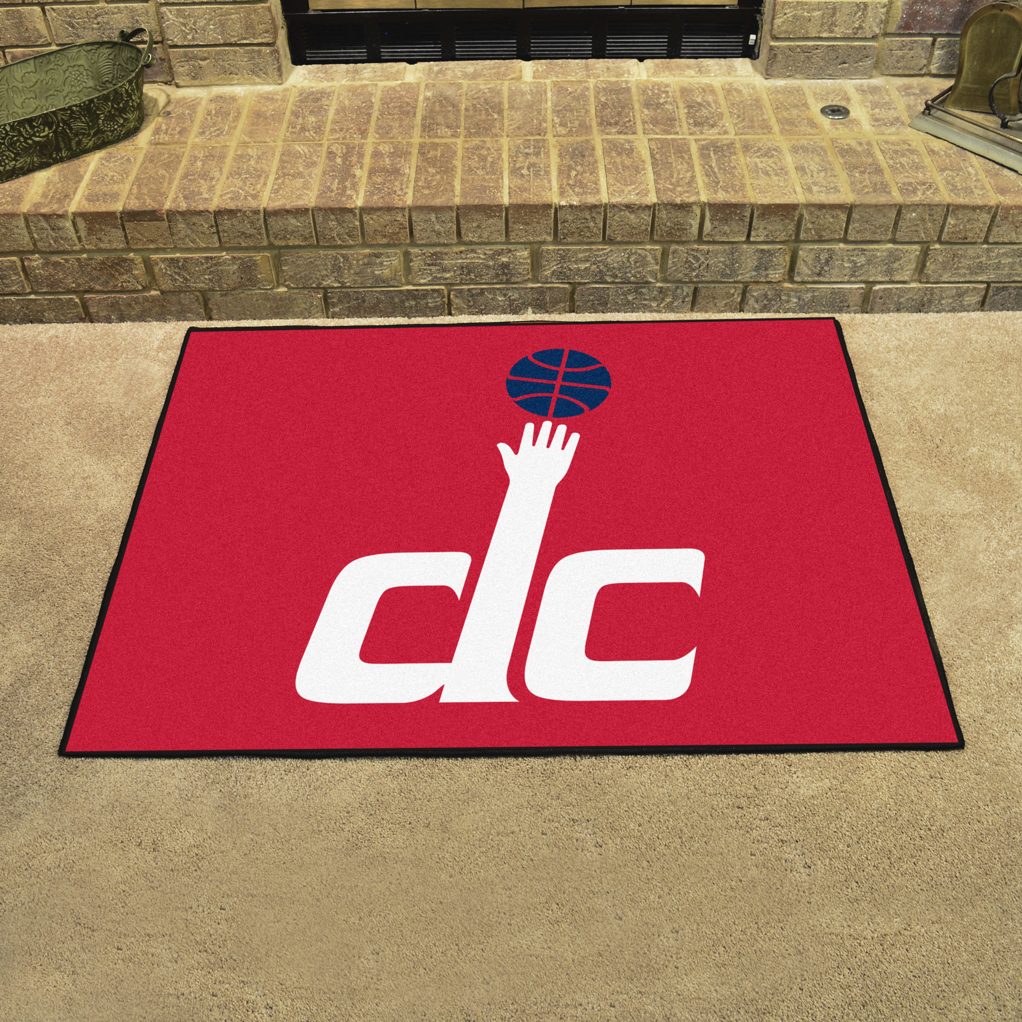 Washington Wizards ALL STAR 34 x 45 Floor Mat