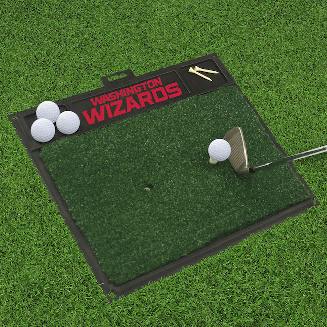Washington Wizards Golf Hitting Mat