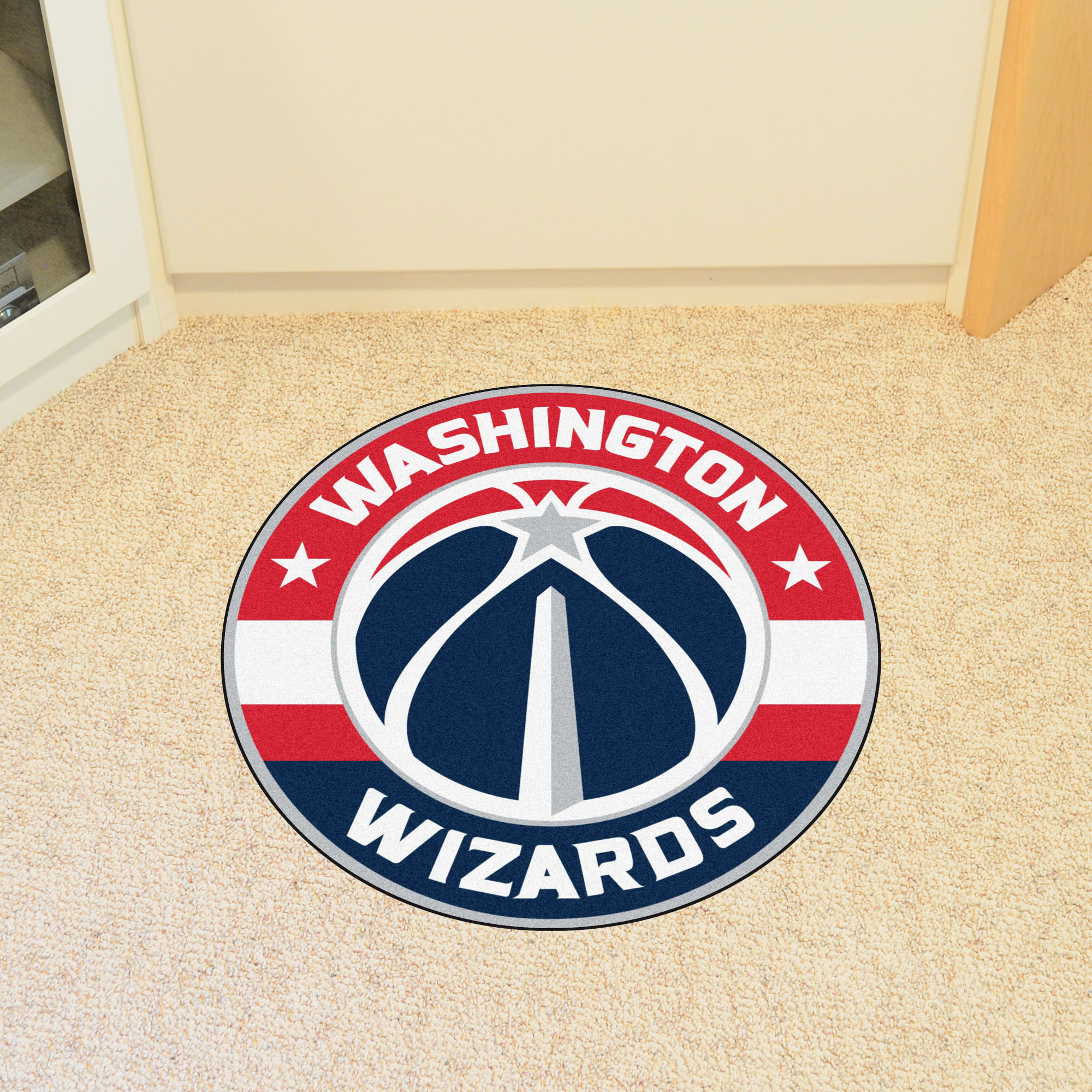 Washington Wizards Roundel Mat