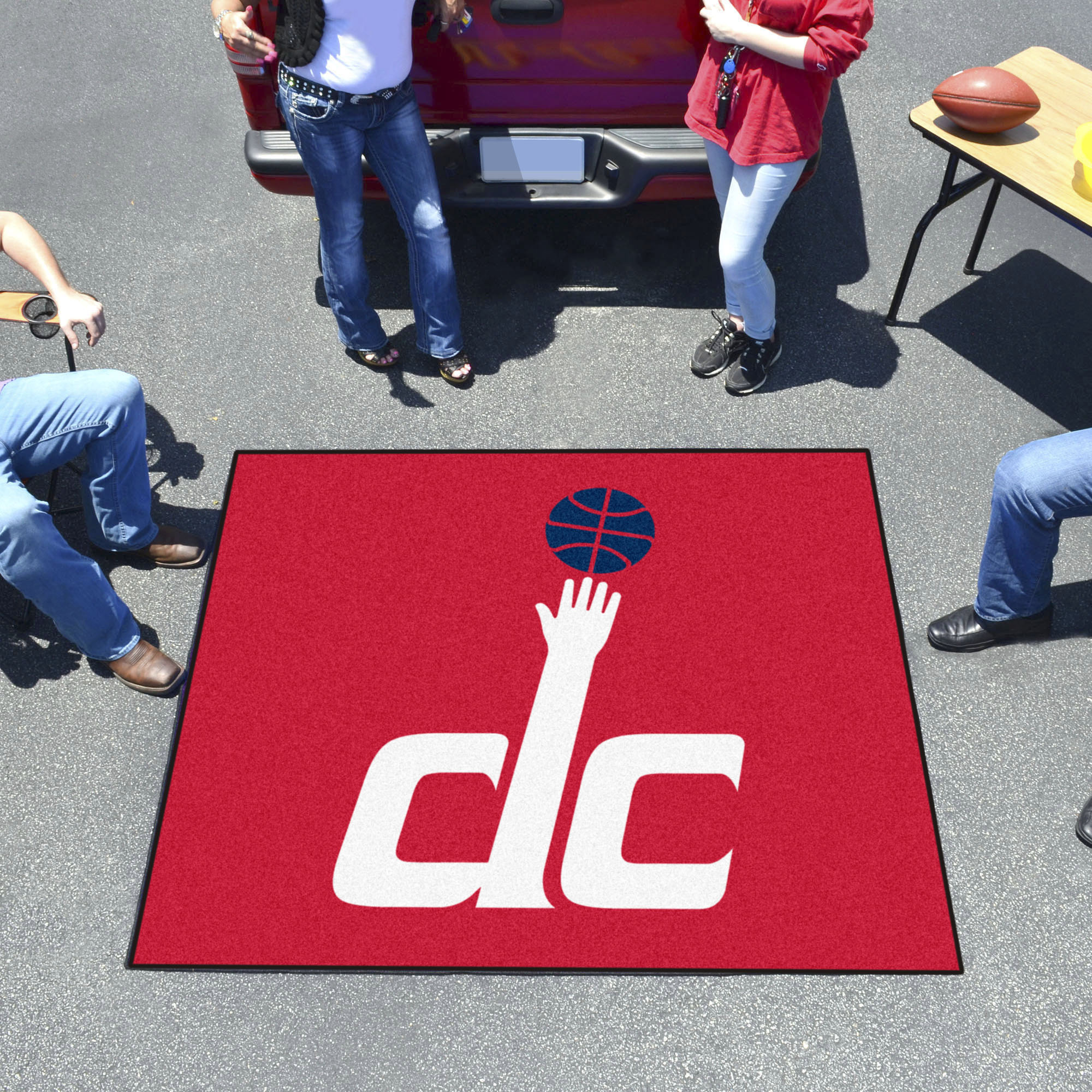 Washington Wizards TAILGATER 60 x 72 Rug