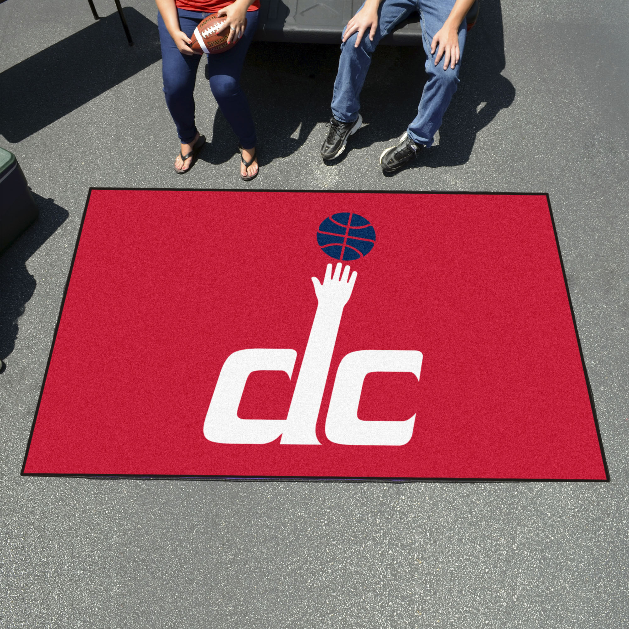 Washington Wizards UTILI-MAT 60 x 96 Rug