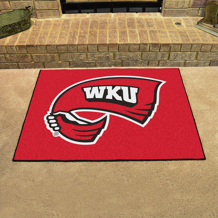 Western Kentucky Hilltoppers ALL STAR 34 x 45 Floor Mat