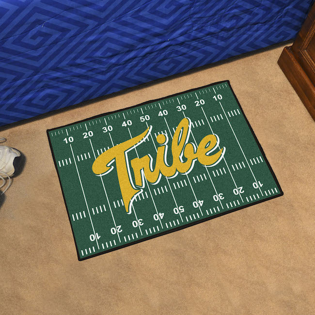 William and Mary Tribe 20 x 30 FOOTBALL STARTER Floor Mat