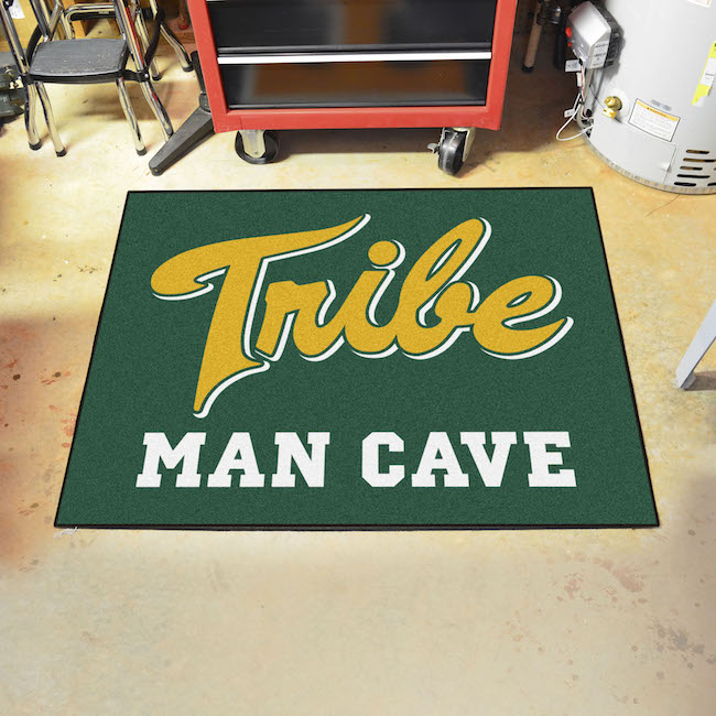William and Mary Tribe ALL STAR 34 x 45 MAN CAVE Floor Mat