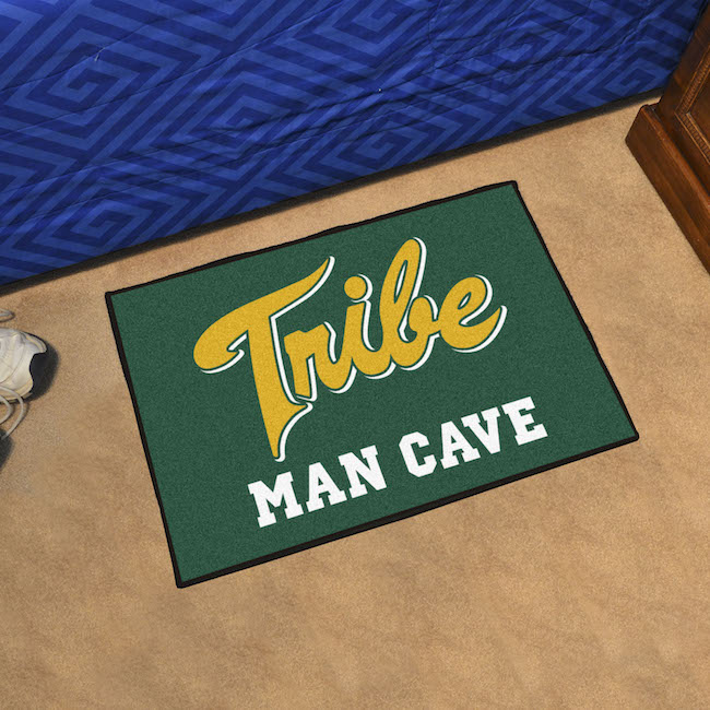 William and Mary Tribe MAN CAVE 20 x 30 STARTER Floor Mat