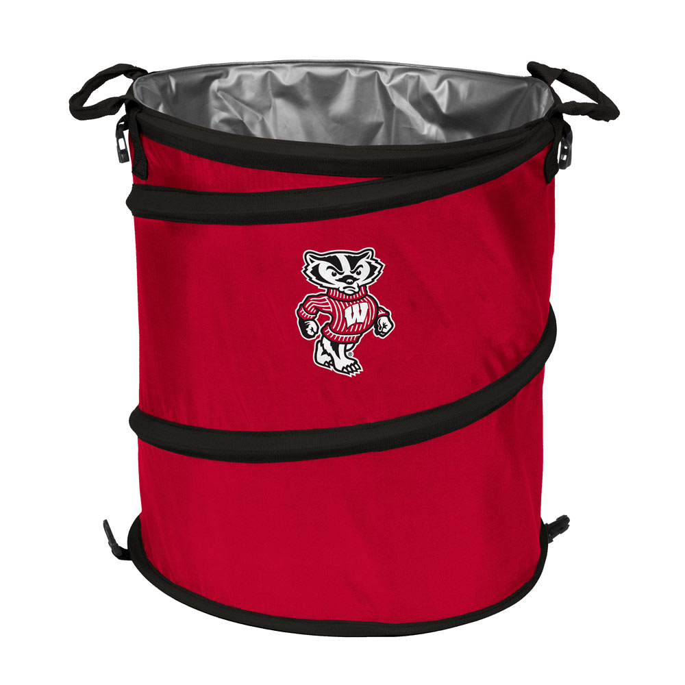 Wisconsin Badgers Collapsible 3-in-1