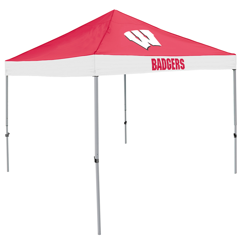 Wisconsin Badgers Economy Tailgate Canopy