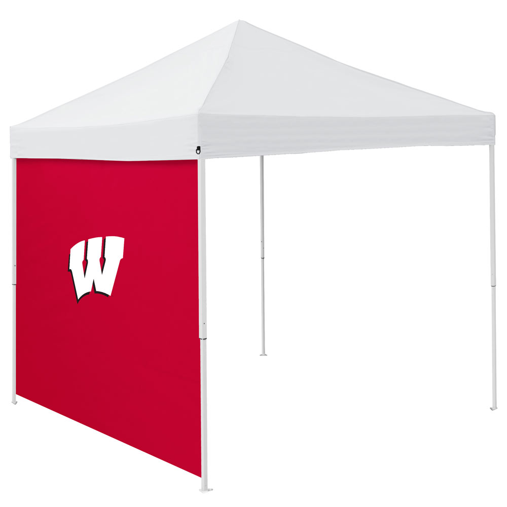 Wisconsin Badgers Tailgate Canopy Side Panel