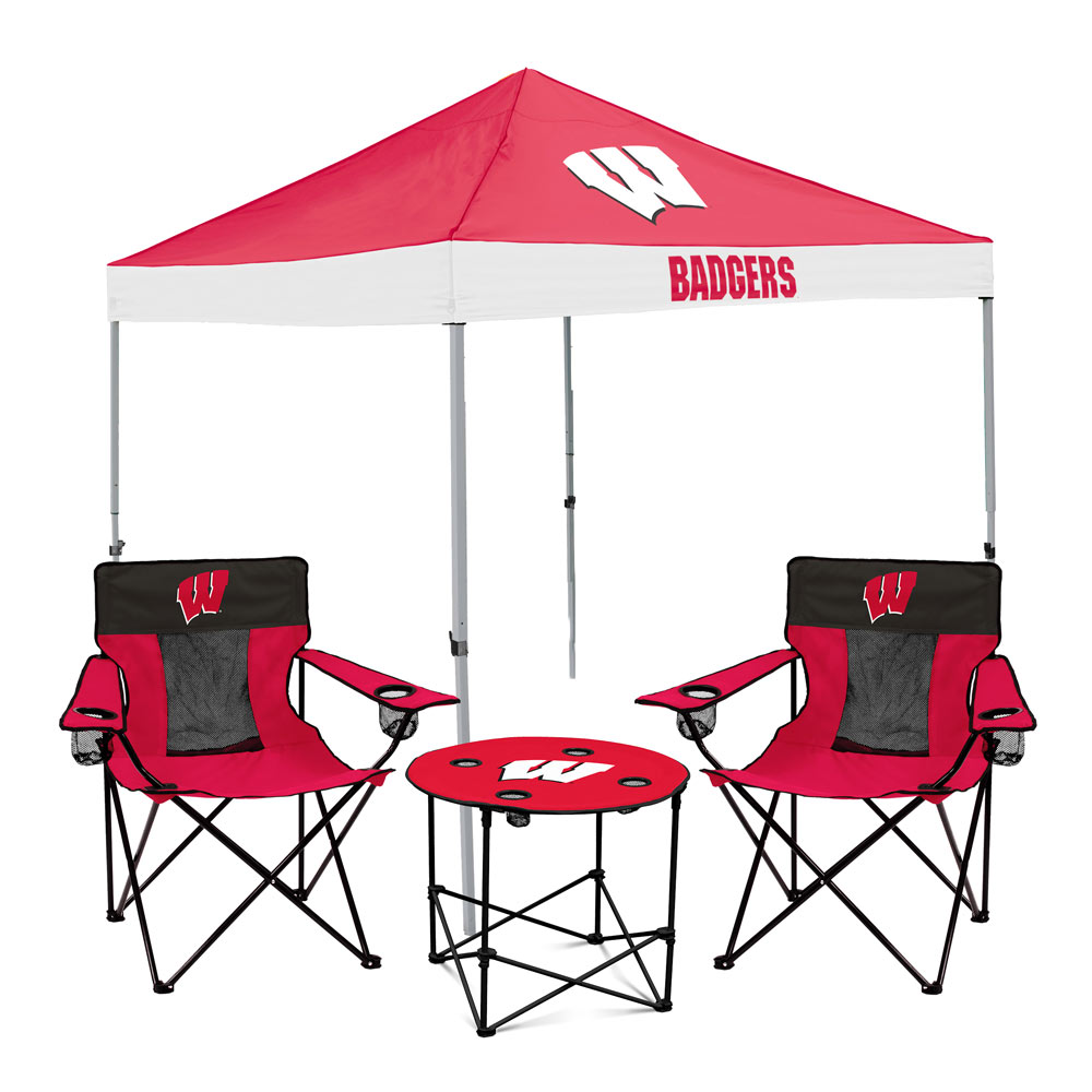 Wisconsin Badgers Tailgate Bundle