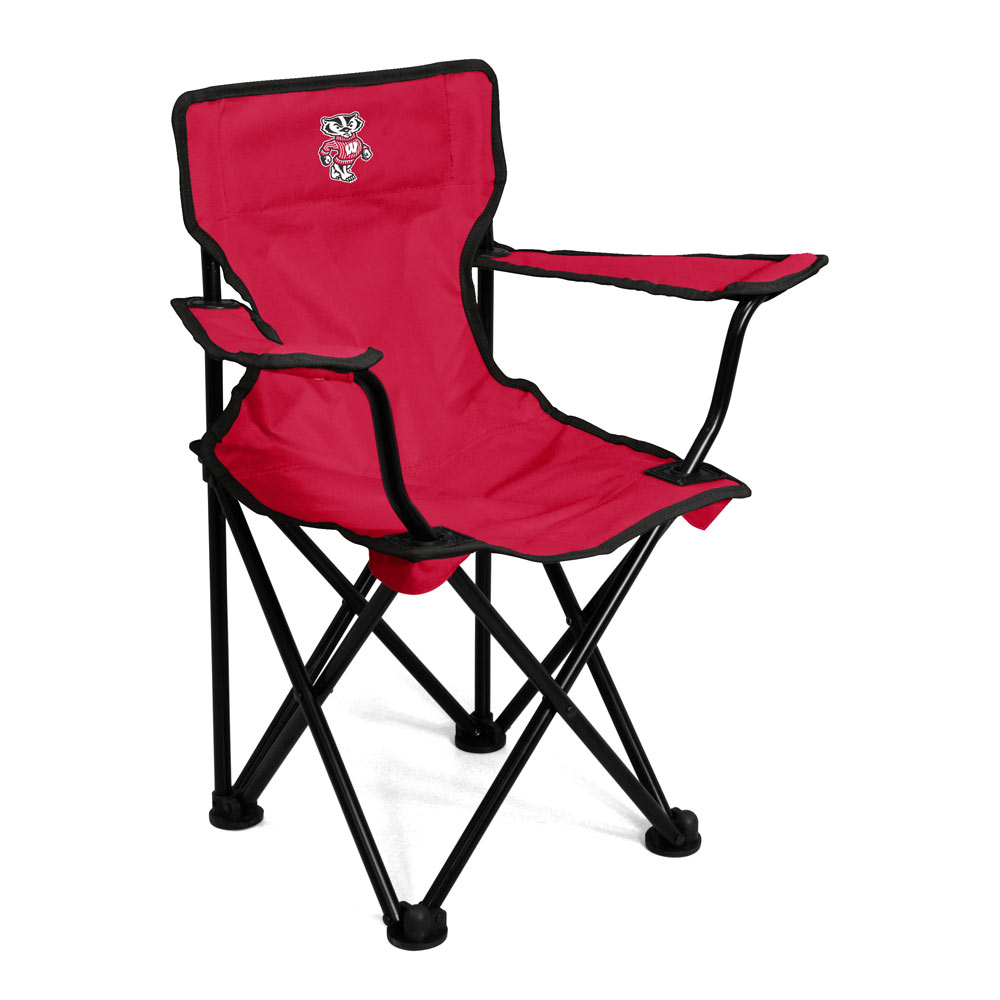 Wisconsin Badgers TODDLER chair
