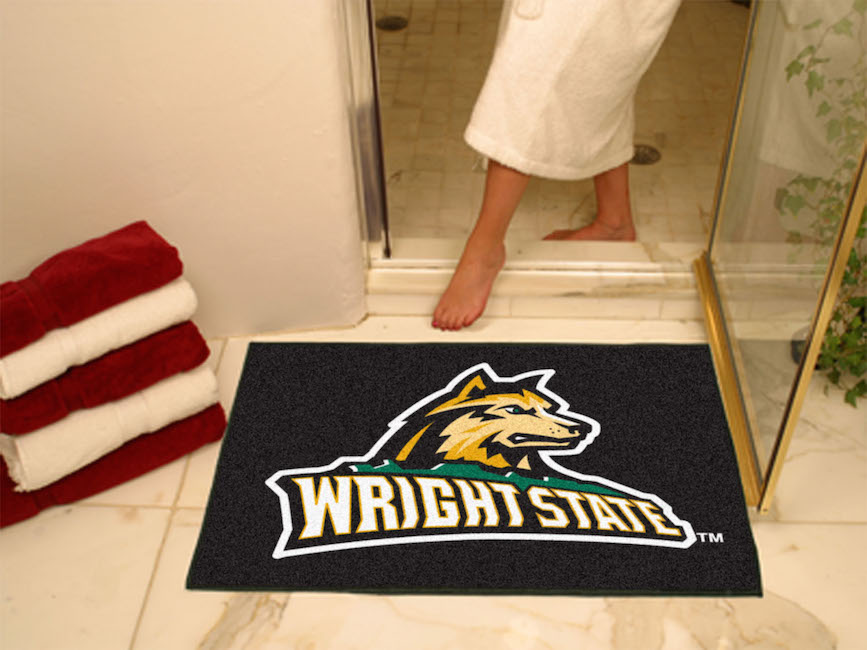 Wright State Raiders ALL STAR 34 x 45 Floor Mat