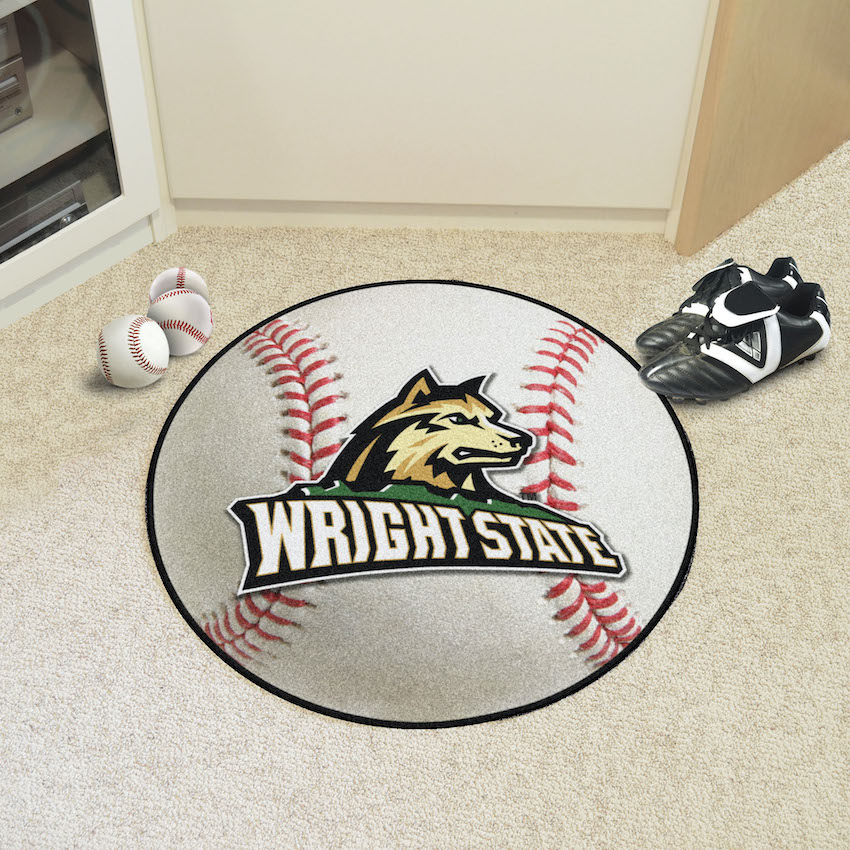 Wright State Raiders BASEBALL Mat