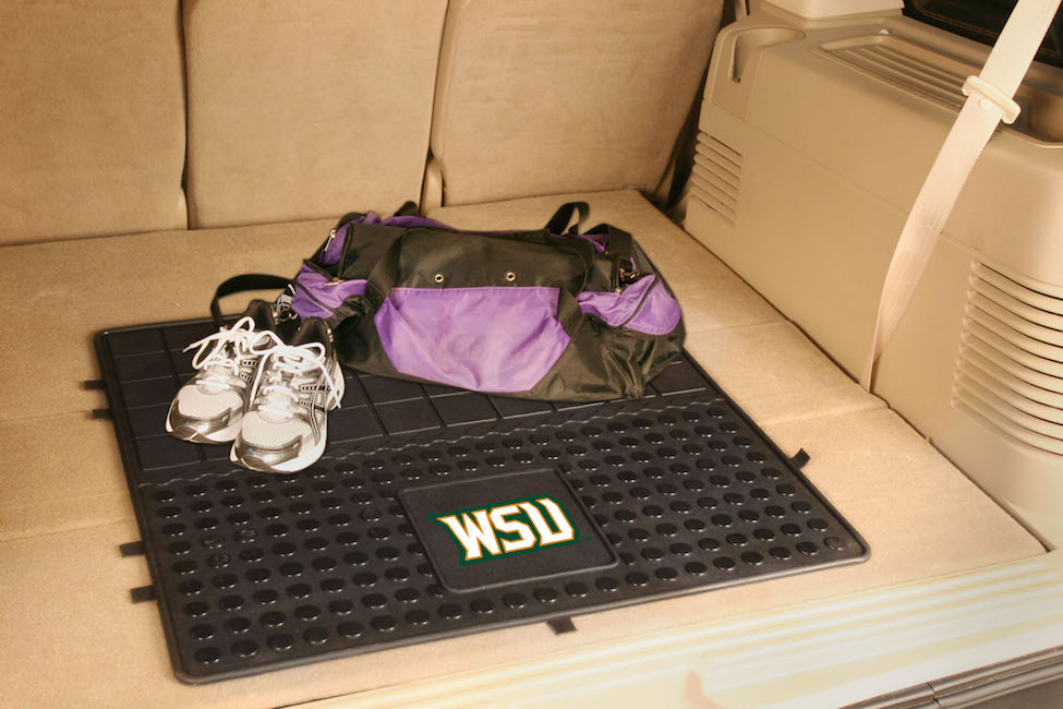 Wright State Raiders Heavy Duty Vinyl Cargo Mat