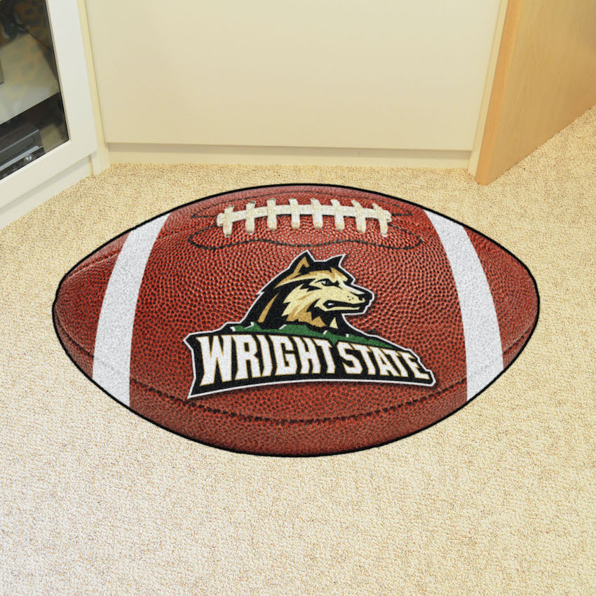 Wright State Raiders 22 x 35 FOOTBALL Mat