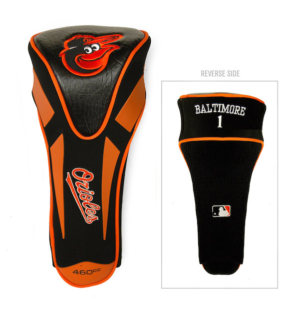 Baltimore Orioles Oversized Driver Headcover