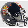Navy Midshipmen NCAA Mini SPEED Helmet by Riddell ...